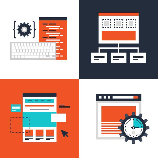 División Internet Marketing - Portales Promocionales y Landing Pages