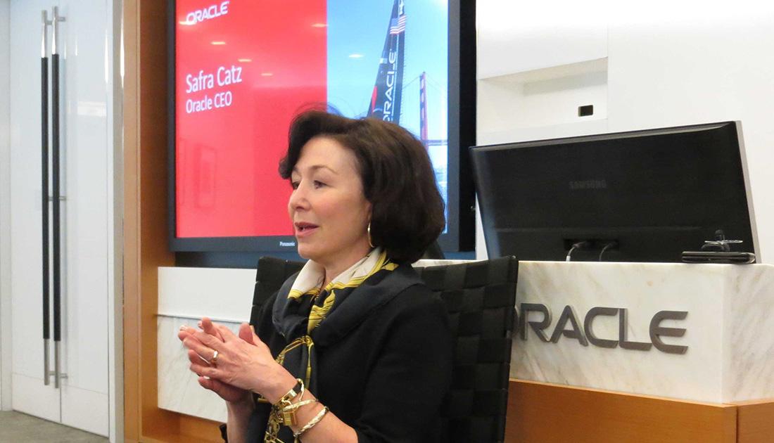 Oracle dona $200 millones al programa de Obama para enseñar computación