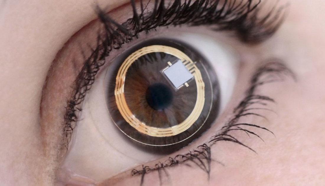 Lentes de contacto del futuro podrán tomar fotos y prevenir enfermedades